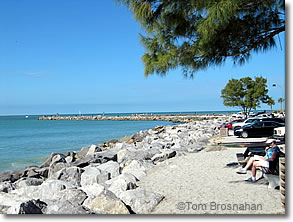 South Jetty, Venice, Florida