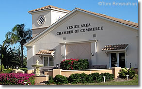 Venice Area Chamber of Commerce, Venice, Florida